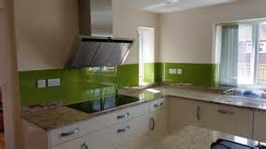 Bespoke Kitchen Ideas Bespoke Glass Kitchen Splashbacks Coloured Glass Splashbacks