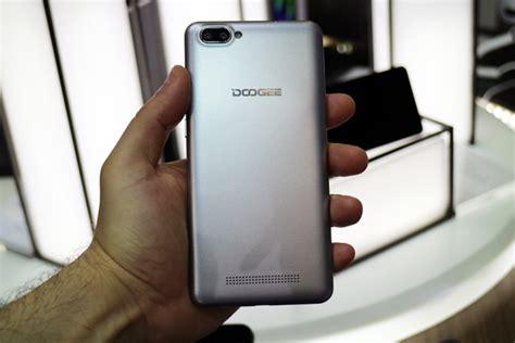 doogee shoot x e shoot x2 i nuovi smartphone dual