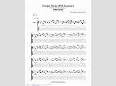 Hunger Strike Acoustic guitar pro tab by Temple Of The Dog ... Hunger Strike Tabs