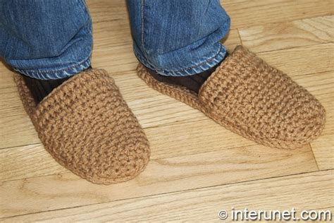step by step crochet slippers how to crochet slippers for a interunet