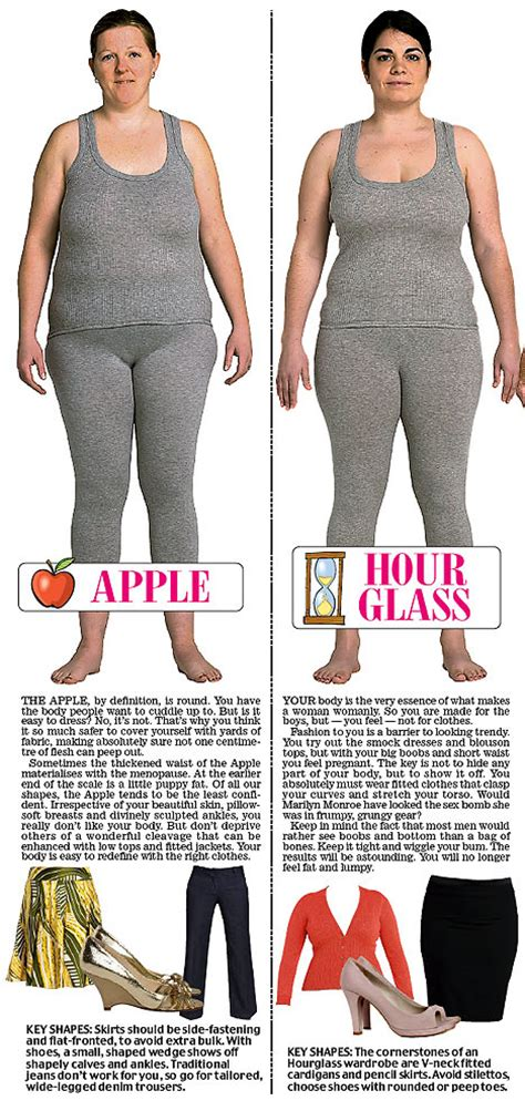 styles for apple shaped bodies trinny and susannah reveal 12 women s body types which