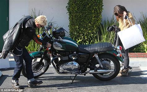 billy idol motorcycle accident nice day for a black bike ride billy idol dons his