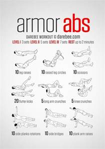 what are some of the best ab workouts at home and with no