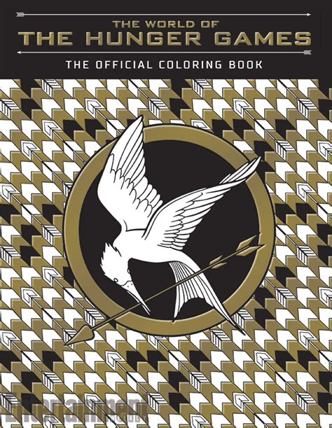 Hunger Coloring Book