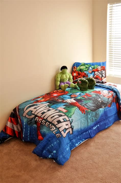 avengers bed kids bedroom style quot avengers age of ultron quot