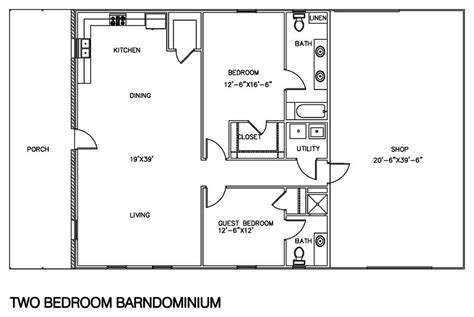 House Plans Shop by Barndominium Floor Plans Pin Floorplans Barndominium