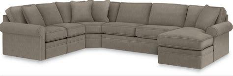 la z boy collins sectional furniture