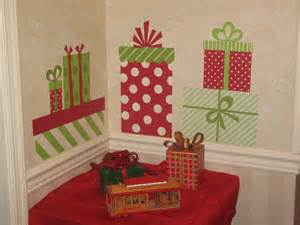 christmas wall decoration ideas 26 cheap christmas decorations that fits in your budjet