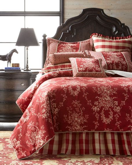 country bed comforter sets sherry kline home french country bedding houndstooth