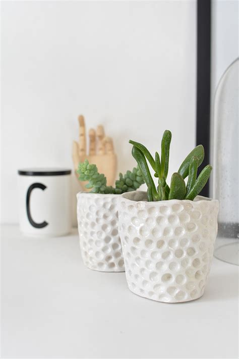 Things To Use As Planters by 10 Things To Make With Air Clay And Beautiful