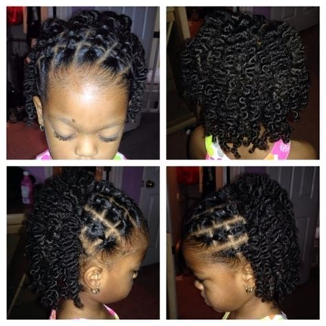 quick easy hairstyles black hair most popular quick little black girl hairstyles