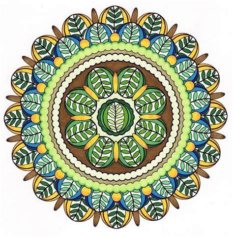 mandala design coloring book jenean morrison 1000 images about colored mandalas on mandala