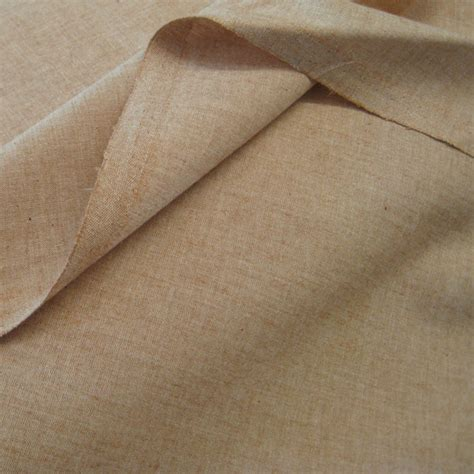 organic cotton upholstery fabric organic cotton woven fabric naturally coloured grown brown