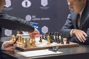Chess Tournament World Chess Chionship Underway With 1 Million