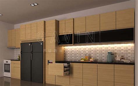 desain kitchen set minimalis modern terbaru tren rumahpedia