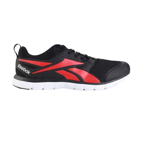 Harga Sepatu Reebok Lari jual reebok hexdual sepatu lari pria black cn1574
