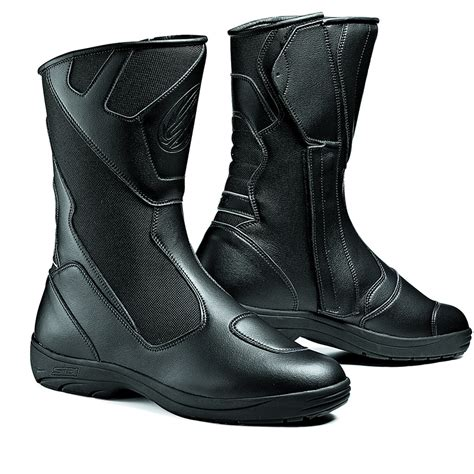 waterproof motorcycle touring boots sidi way mega rain tepor waterproof motorbike motorcycle