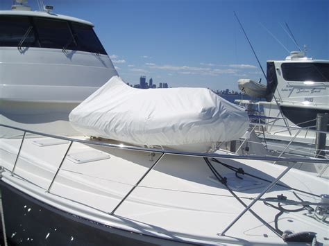 boat upholstery perth zodiac cover using white stamoid heavy cover prestige
