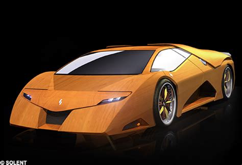 Which Car Is Faster Or Lamborghini The World S Wooden Supercar Is Faster Than A Porsche