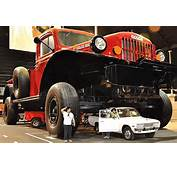This Mind Blowing 1950 Dodge Power Wagon Is The Biggest Pickup Truck