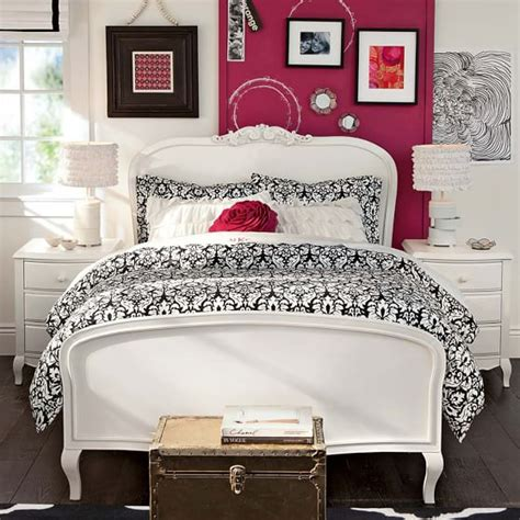 pbteen bedding damask duvet cover pillowcases pbteen