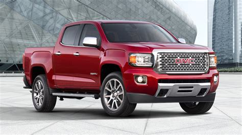 Smallest Size Truck by Choose Your 2018 Small Truck Gmc