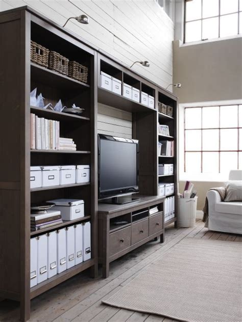 living room media center hemnes ikea fans and solid wood on pinterest