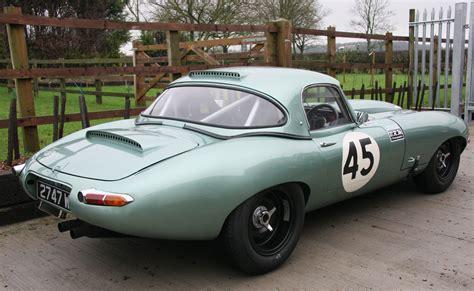 jaguar lightweight jaguar e type lightweight coupe a lightweight history of