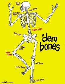 dem dry bones singable picture books sing books