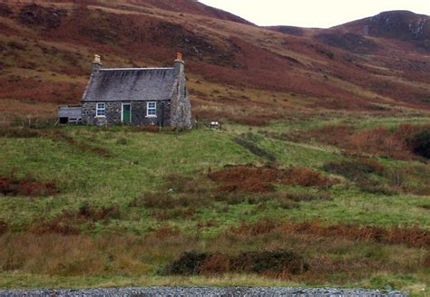 Low Country House a remote house in the west of scotland lower level
