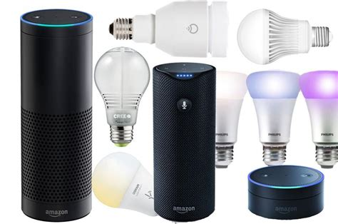 10 Smart Light Bulbs That Work With Amazon Echo And Its