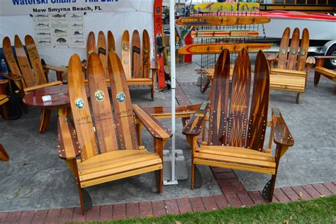 Arondyke Chairs by Custom Water Ski Furniture Dang Why Didn T I Think Of