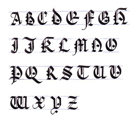letras goticas the gallery for gt letras goticas m