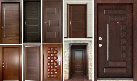 50 contemporary modern interior door designs for most