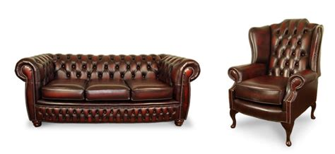 Chamberlain Sofa by Leather Chesterfield Sofas Suites Traditional Classic