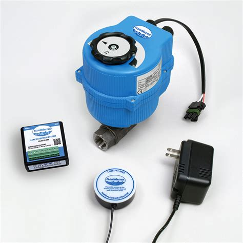 Plumbing Leak Detection Equipment by Wired Plumbing Leak Protection Water Shut System