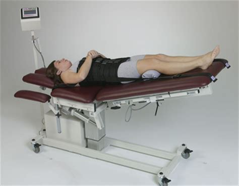 spinal decompression table spinal decompression 187 reflection ridge chiropractic