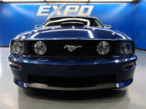 houston performance mustang find used ford mustang gt premium california special