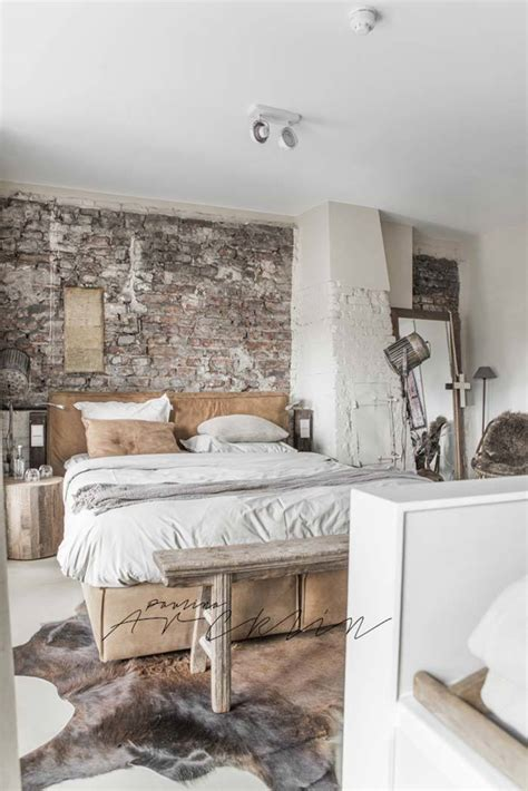 french industrial bedroom 35 edgy industrial style bedrooms creating a statement