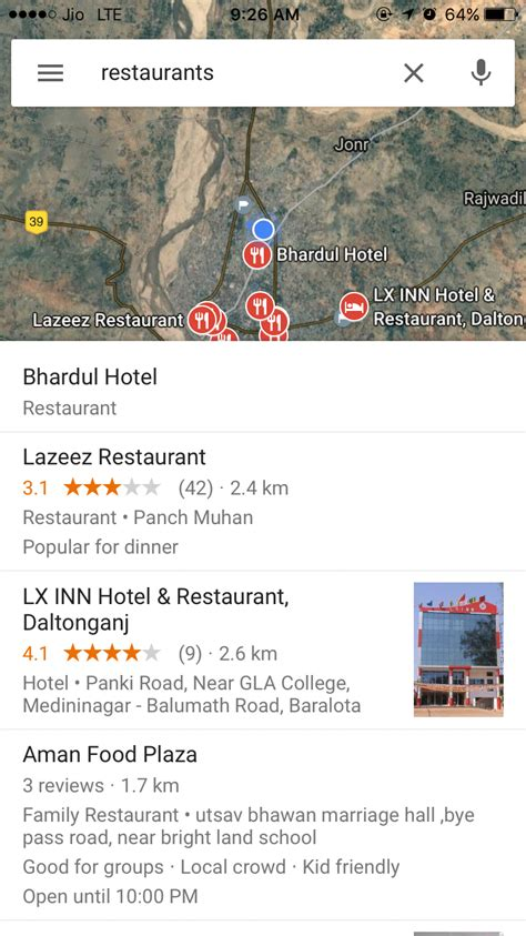 Restaurant Finder By Address Food Near Me How To Find Restaurant For Food