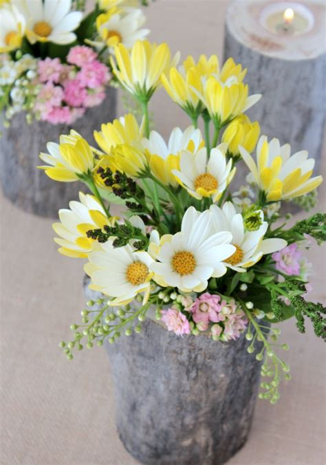 country table centerpieces 25 diy budget friendly wedding ideas our crafty