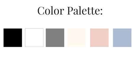 spring color palette 2017 the french minimalist capsule wardrobe spring 2017