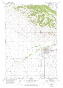 white sulphur springs topographic map mt usgs topo