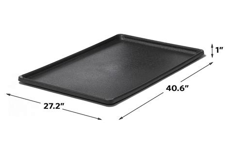 crate pan replacement pan for 42 quot midwest crate pet kennels pet supplies