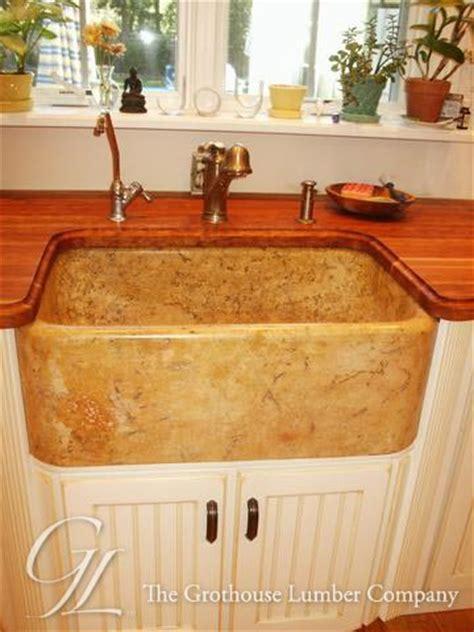 custom american cherry wood countertop in princeton new