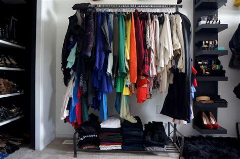 closet tour the fashion lifestyle