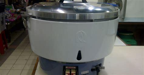 Kompor Gas Nasi Goreng sentral gas harga rice cooker gas rinnai pemasak nasi gas