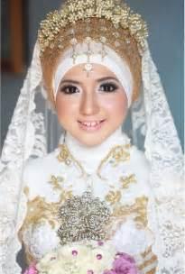kebaya muslim terbaru 27 model kebaya pengantin muslim modern terbaru 2016