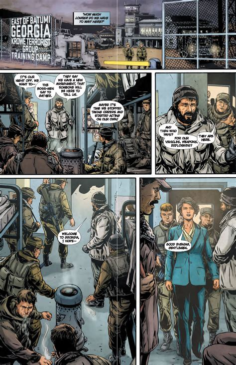 Tom Clancys Splinter Cell Echoes Vol 1 Graph Beli Sekarang dynamite 174 tom clancy splinter cell echoes tp