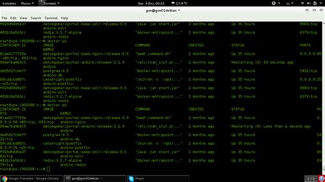 docker tutorial stackoverflow docker solved docker with an apache is restarting in a